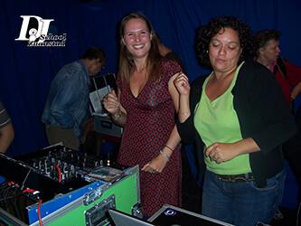 Bedrijfsuitje DJ workshop